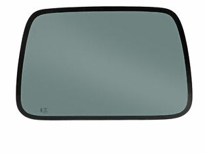 1997 2006 Jeep Wrangler Hard Top Driver Clear Side Glass