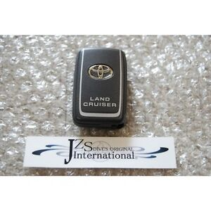 2008 2009 2010 2012 2013 Toyota Land Cruiser 200 Jdm Remote Key Shell Case Japan