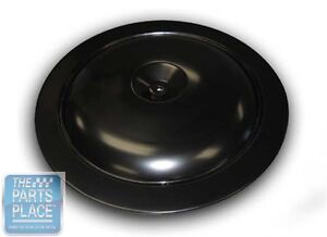 1970 76 Pontiac Trans Am Oe Factory Shaker Domed Black Air Cleaner Lid