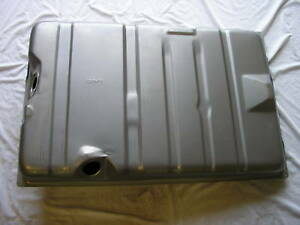 1968 1969 1970 Dodge Charger 19 Gallon Zinc Fuel Gas Tank Without Eec Cr9a