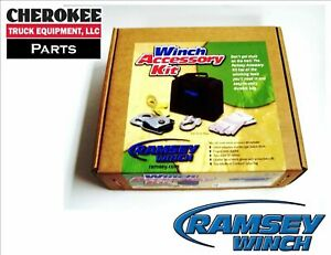 Ramsey Winch 251002 Winch Accessory Kit 8 000 Lbs To 5 000 Lbs