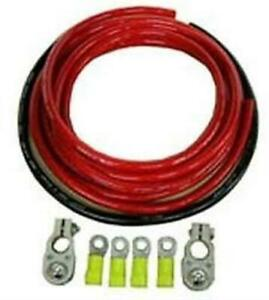 Battery Cable Wiring Kit Imca Ump New Relocation Combo
