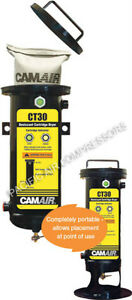Devilbiss Camair Ct30 Portable Point Of Use Desiccant Compressed Air Dryer New