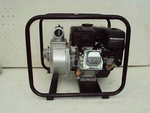 New Water Pump Trash Gas 2 5 5 Loncin