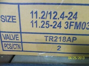 Two New Tractor Tubes 11 2 12 4 24 11 2x24 12 4x24 Deere Ford