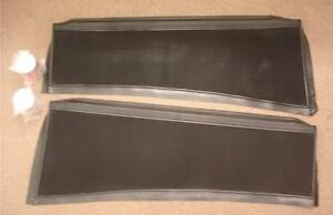 1932 Ford Passenger Car Pickup Truck Rubber Running Board Covers 32 Duece