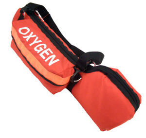 Portable Oxygen Cylinder Bag With Padded Head