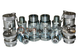 4pk 10 000psi Hydraulic Quick Coupler Set for Enerpac