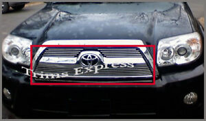 2006 2009 Toyota 4runner Billet Grille Upper 2008 2007