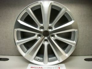 Toyota Highlander 19 Factory Wheel 1 Genuine Oem Oe