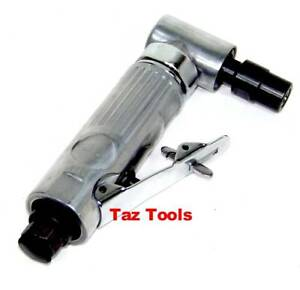 1 4 Air Angle Die Grinder Right Angle Die Pneumatic Polisher Cleaning Cutting