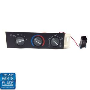 1995 Chevrolet Pickup Truck Tahoe New Gm Acdelco Heater Control Gm 16233213