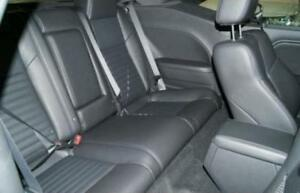 2010 Dodge Challenger Se rt Leather Interior Seat Cover