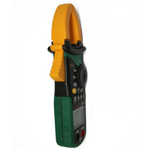 Mastech Ms2108s T rms Dc Clamp Meter Nrush Compared Max Backlight