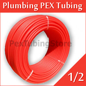1 2 X 100ft Pex Tubing For Potable Water Free Shipping
