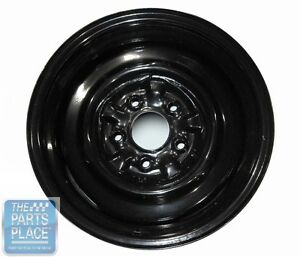 Gm 14 X 7 Stock Stamped Steel Wheel For Poverty Hub Cap Oe Factory Style Xt