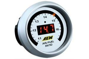 Aem Gauge Kit Digital Wideband O2 Air fuel Uego 30 4110