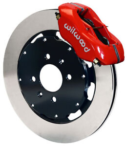Wilwood Disc Brake Kit Front Honda 12 6310 Red