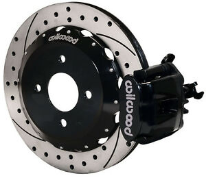 Wilwood Disc Brake Kit Rear Honda Acura 12 10207 Blk D