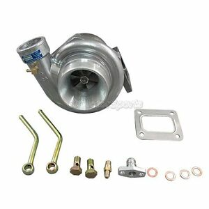 Gt35 Turbo Charger T4 70 68 A r 3 Vband For Civic 240sx Prelude Mustang Supra