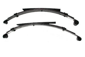 Jeep Cherokee Xj 4 5 Rear Lifted Leaf Spring Set 84 01