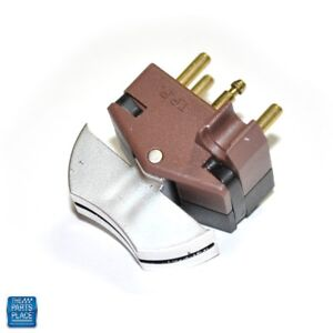 70 72 Oldsmobile Cutlass 442 Supreme Convertible Factory Top Switch