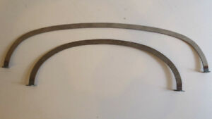 Ford Model A Hood Top Stiffener Set 1928 1929