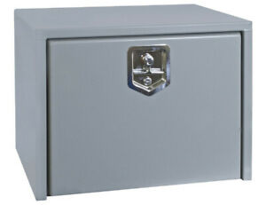 Buyers Products 1702900 Steel Underbody Toolbox 18 H X 18 D X 24 W