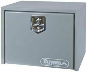 Buyers Products 1703900 Steel Underbody Toolbox 14 H X 16 D X 24 W