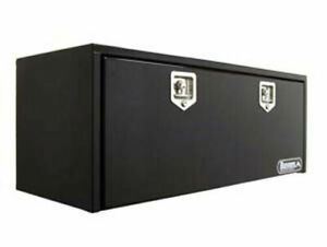 Buyers Products 1703305 Black Steel Underbody Toolbox 14 H X 16 D X 36 W
