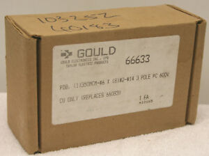 Gould 66633 Power Distribution Block nib