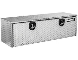 Buyers Products 1705115 Aluminum Underbody Toolbox 18 H X 18 D X 60 W