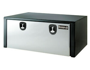 Buyers Products 1702715 Steel Underbody Toolbox 18 H X 18 D X 60 W