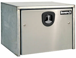 Buyers Products 1702595 Steel Underbody Toolbox 18 H X 18 D X 18 W