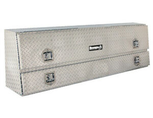 Buyers Products 1705660 Aluminum Contractor Toolbox 21 H X 13 5 D X 96 W