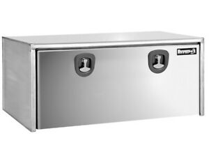 Buyers Products 1702610 Steel Underbody Toolbox 18 H X 18 D X 48 W