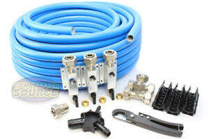 Rapid Air Maxline M7500 3 4 Compressed Air Line System Max Line Shop Piping Kit