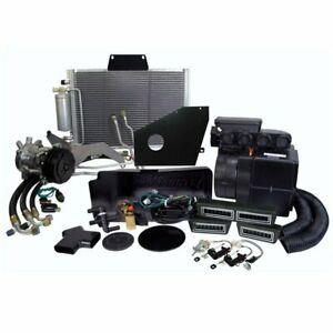 1967 1972 Chevy Pickup Truck Electronic Underdash Full Ac Defrost Heater Kit
