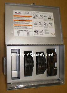 Ridgid Xl Ring Kit Propress Press Pressing Tool Ct400 320 330 Crimp Crimper