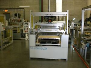 Sibe Automation Vacuum Forming Machine 24 X 36 Plug Assist Infrared Heaters