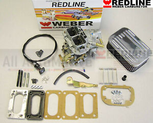 Isuzu Pickup Trooper 2 3 Weber Carburetor Conversion Kit W Manual Choke Carb