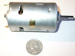 Johnson 220 Vdc Electric Motor Wind Hydro Generator 12 Pole Dc Generator