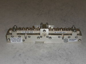 Ghz A10433 1 Microwave Waveguide Relay 374 000347 003 Tx 22 250ghz Rx 23 258ghz