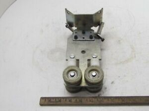 Knight Hose Trolley With Cable Saddle For 4100 Series Rail