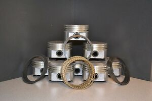 1968 1969 Chevy Gm Truck Van Suv 396 6 5l Ohv V8 Dome Top Pistons