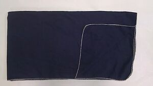 Navy Blue Cotton Fender Cover 36x60 Made In The Usa