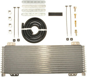 Tru cool Max Lpd 47391 Transmission Oil Cooler Heavy Duty Without Bypass Kit New