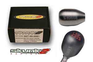 Skunk2 Shift Knob 6 Speed 10x1 5 S2000 Nsx Rsx S Crz