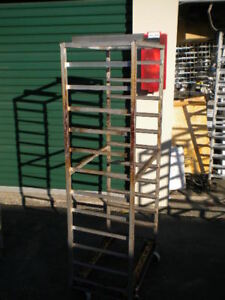Sheet Pan Rack Perfect For Meat Processing Must Sell Send Any Any Offer