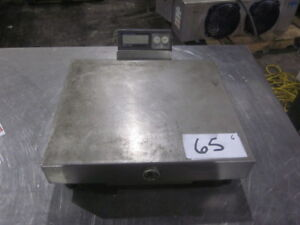 Toledo 20 X 005lb Capacity Digital Scale Reduced 40 To Sell Send Offer